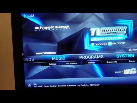 How To Install Specto (Best New Kodi Addon ) August 2016