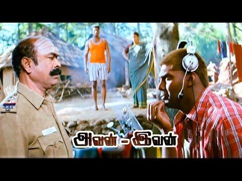 Avan Ivan   Avan Ivan Full Tamil Movie Scenes   Arya Intro   Police requests Arya   Vishal   Arya