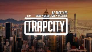 Скачать Major Lazer Be Together Feat Wild Belle Vanic Remix