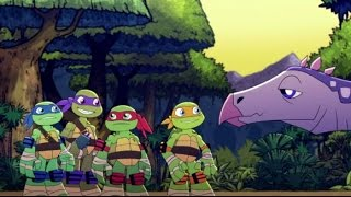 Teenage Mutant Ninja Turtles : Half-Shell Heroes Blast to The Past