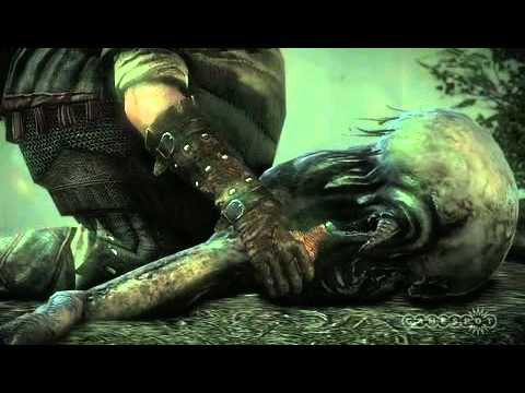 The Witcher 2: Assassins of Kings - Iorveth Trailer (PC)