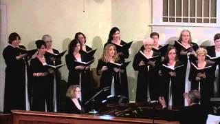 """Angelus ad pastore ait"" by Hans Leo Hassler, The Sine Nomine Singers"