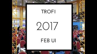 TROFI UI 2017