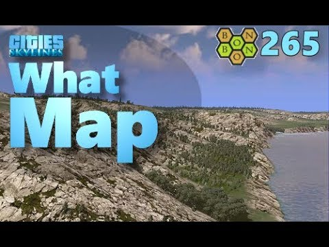 Cities Skylines - What Map - Map Review 265 - VOLGA