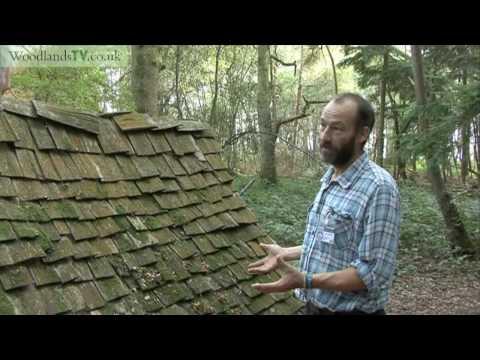 Anglo Saxon house - a reconstruction