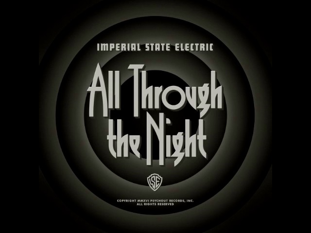 Over And Over Again Lyrics Imperial State Electric Song