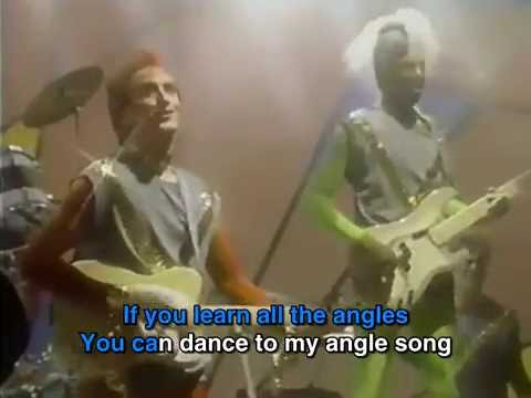 Angle Dance, from Square One TV (Karaoke Version)