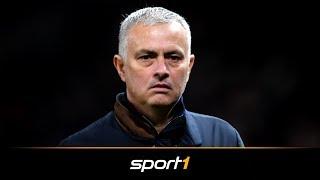 Trainer-Hammer! United feuert Jose Mourinho | SPORT1 - DER TAG