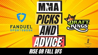 UFC Fight Night DFS Picks and Predictions for DraftKings | FanDuel MMA on ESPN
