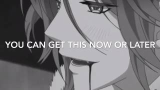 Now or Later- [Laito] Diabolik Lovers