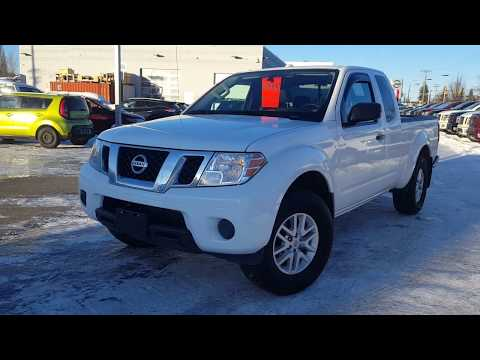 2018 Nissan Frontier King Cab SV 4WD (Canada)~ Walk Around Video By Manik