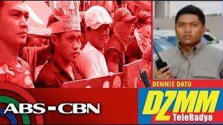 DZMM Teleradyo: Lider ng mga rally kontra ASEAN, kinasuhan ng pulisya