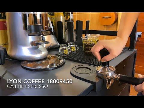 Kỹ thuật pha cà phê máy | Lyon Coffee 18009450