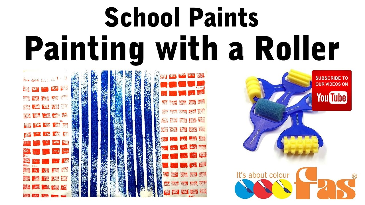 Free School Paint Colour Mixing Guide for Kids - FAS