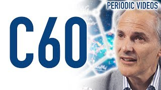 Harry Kroto And C60 - Periodic Table Of Videos