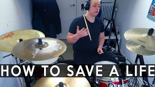 The Fray - How to Save a Life - Drum Cover