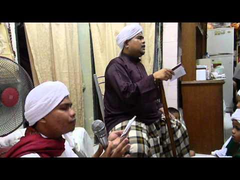 SHEIKH MUHAMMAD HUSNI GINTING ( QASIDAH NABIYYUNA RASULULLAH )