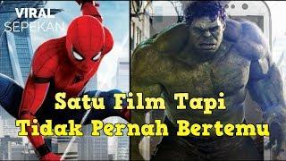 6 Superhero Film Marvel Yang Belum Pernah Bertemu Spider-Man!