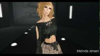 House of Heartsdale Models Portfolio Part 1 Featuring: Tawny Dinzeo...