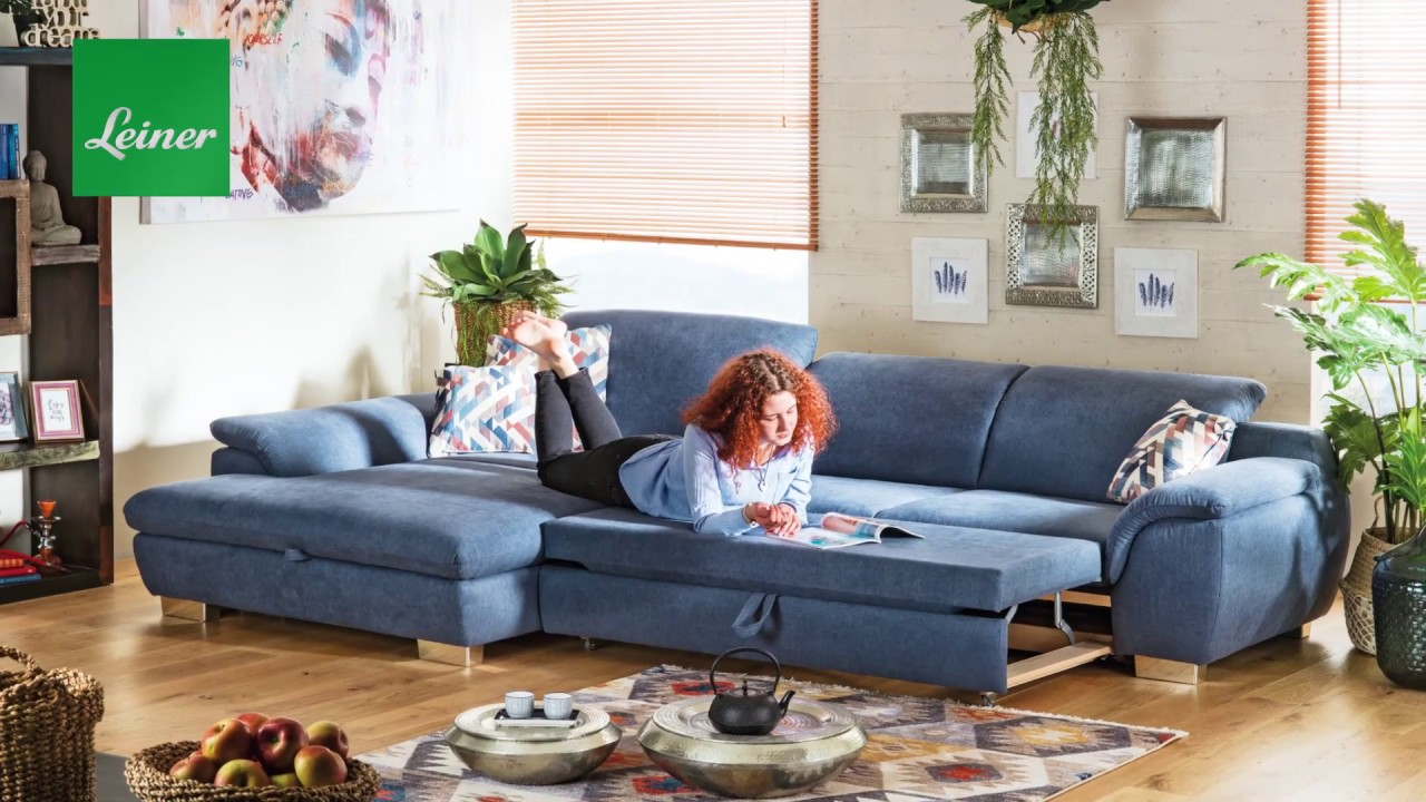 Wohnzimmermöbel zum Wohlfühlen bei Leiner