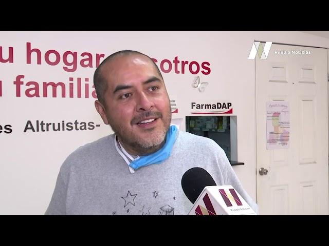 #SET #PueblaNoticias  Donadores Altruistas no paran ni en cuarentena