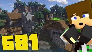 Minecraft ITA - #681 - VILLAGGIO A NORD
