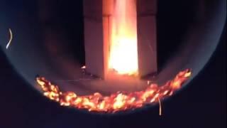 Твердотопливный пКак горит пиролизный котел отопления Ziehbart (Зибарт ) Видео обзор(, 2017-01-26T10:22:32.000Z)