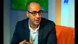 بالفيديو.. أحمد الهوارى: «أحفاد قبيل» بدايتى الأولى في الروايات