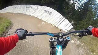 Lenzerheide Downhill Blue Line 2017