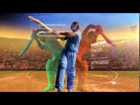 Star Sports Cricket Title Video