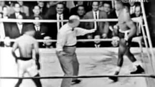 Sonny Liston vs Bert Whitehurst (October 24, 1958) -XIII-