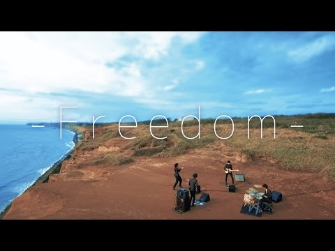 BRADIO- -Freedom- (OFFICIAL VIDEO)