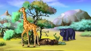 Маленькие уроки живой природы. Жираф