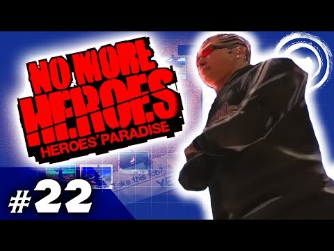 No More Heroes Part 22 | TFS Gaming