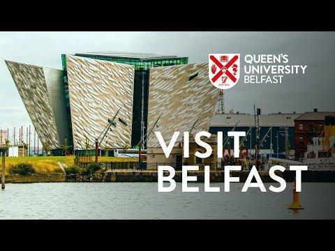 Visit Belfast – Queen's University Belfast