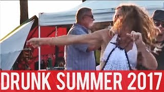 Drunk summer 2017! || Fails and funny! || New comilation!