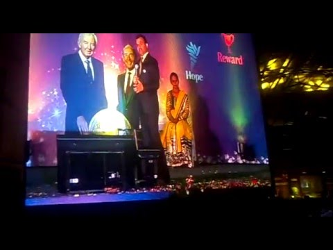 Executive Diamond Sanjay & Saroj shelar Recognition 2013-Amway success Seminar Travel Video