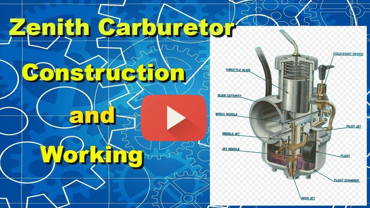 engineeringhub zenithcarburetor [ 1280 x 720 Pixel ]