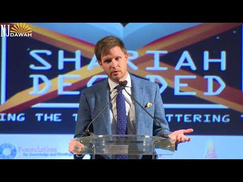 The Context of Shariah in a Democratic Government - Dr  Jonathan AC Brown
