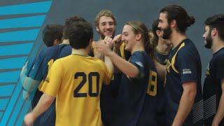 Inouk - les équipes de volleyball en action