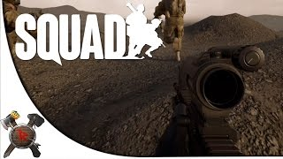 "Squad Gameplay - Part 1: ""First Impressions"" (Project Reality)"