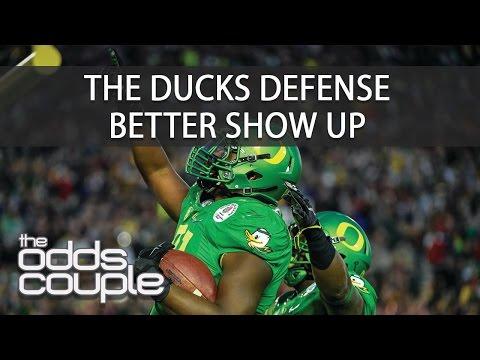 Oregon Ducks vs Nebraska Cornhuskers Pick College Football Week 3