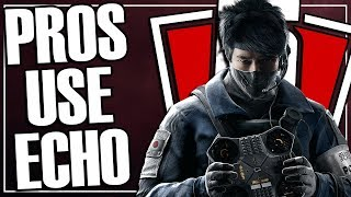 This Is Why Echo Is The Best Defender - Rainbow Six Siege