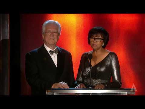 2013 SciTech Awards: Cheryl Boone Isaacs and Richard Edlund
