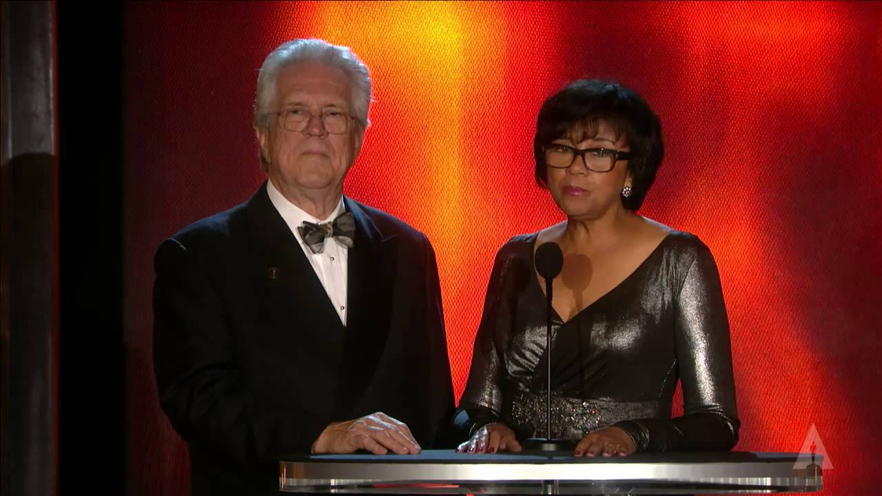 2013 Sci-Tech Awards: Cheryl Boone Isaacs and Richard Edlund ...