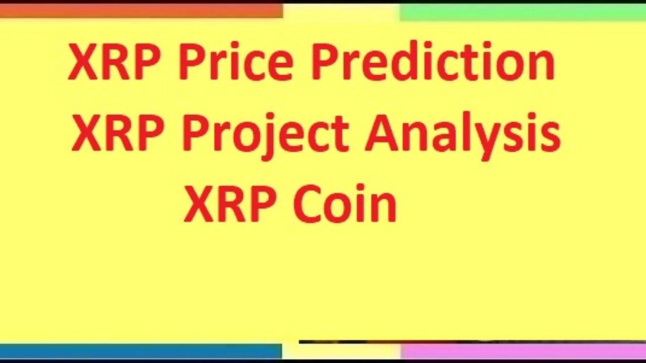 XRP Price Prediction|XRP coin price prediction | Ripple ...