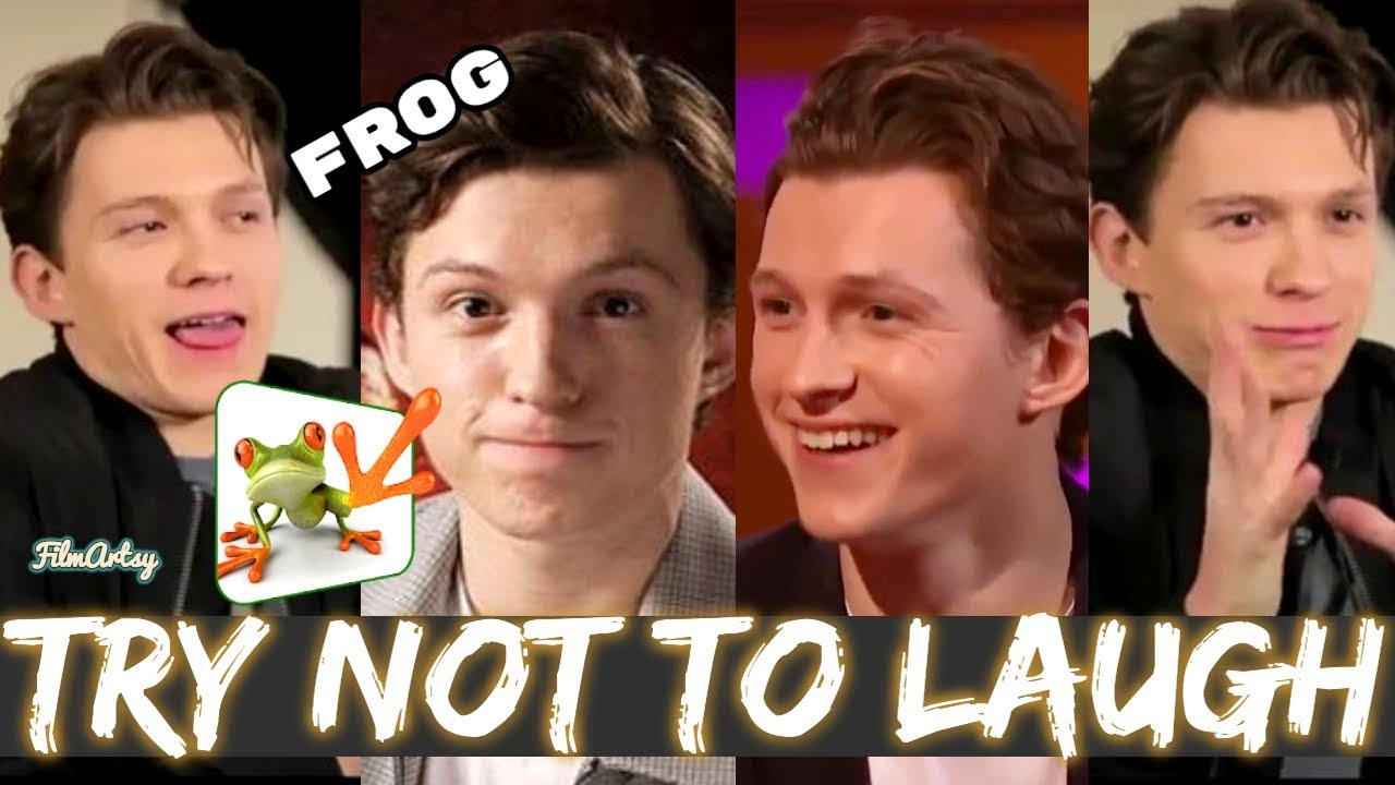 Tom Holland (the Avengers Endgame) famous and yet far away to ...