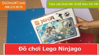 Đồ Chơi Lego Ninjago 31010