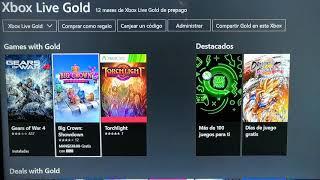Gears Of War 4 Gratis Con Gold Xbox One Octubre 2019