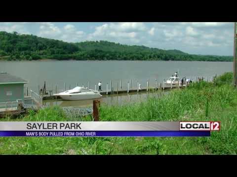 Body recovered from the Ohio River in Sayler Park